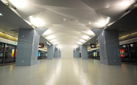 北京地铁奥运支线