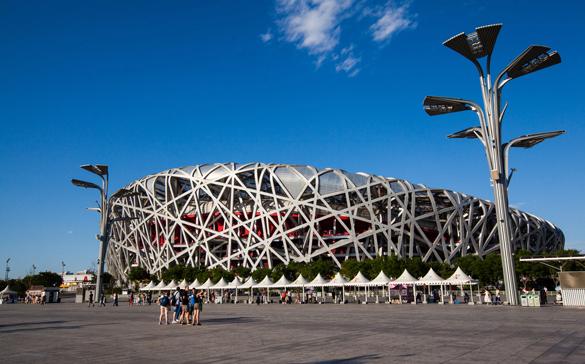 北京国家体育场(鸟巢)