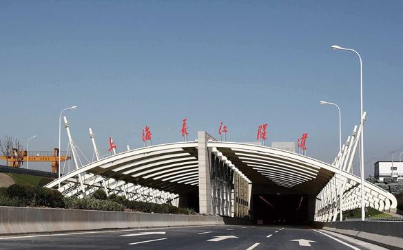 上海长江隧道