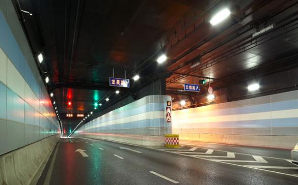 上海龙耀路隧道