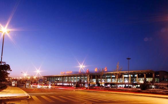 大连周水子国际机场